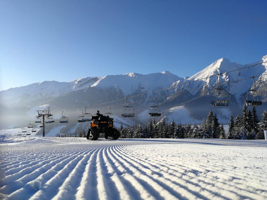 Strachan Ski centrum 19.2. - © facebook Strachan Ski centrum