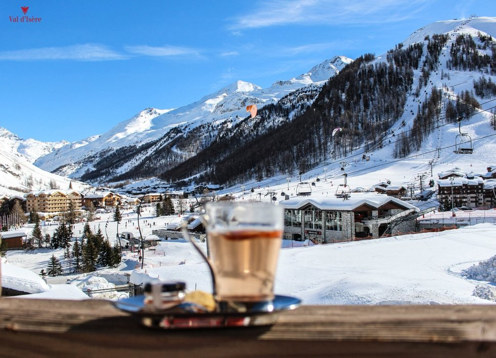 Val d'Isere ponúka vďaka vysokej nadmorskej výške dlhú zimnú sezónu - © facebook Val d'Isere
