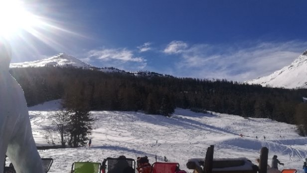 Val Cenis - Belle journ - © anonyme