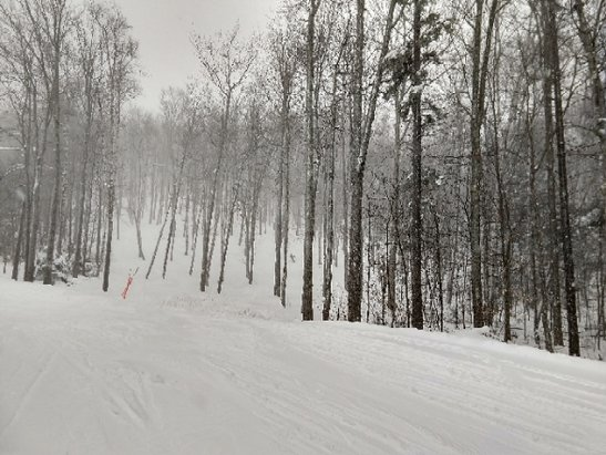 Mount Sunapee - Deep and everything on offer. Good as it gets. - © anonymous