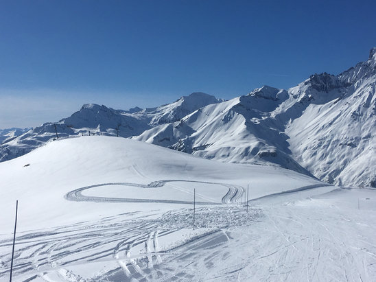 Val Cenis - Excellente station!  - © iPhone