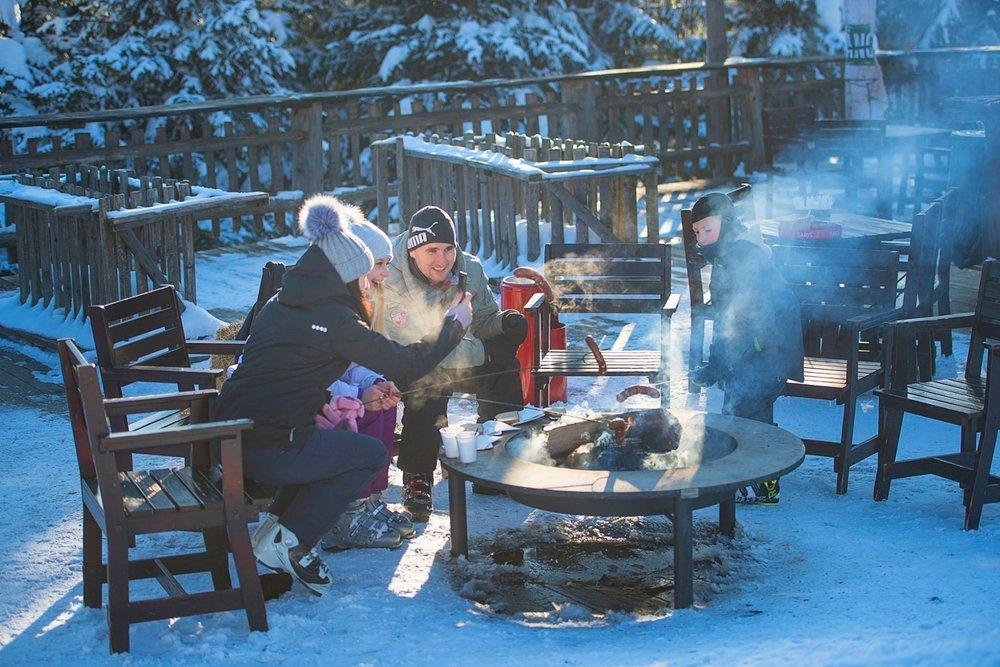 Strachan Ski centrum - © facebook Strachan Ski centrum 008e5e5f7d8