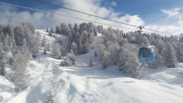 Alpe di Siusi / Seiser Alm - spettacolare - © Anonimo