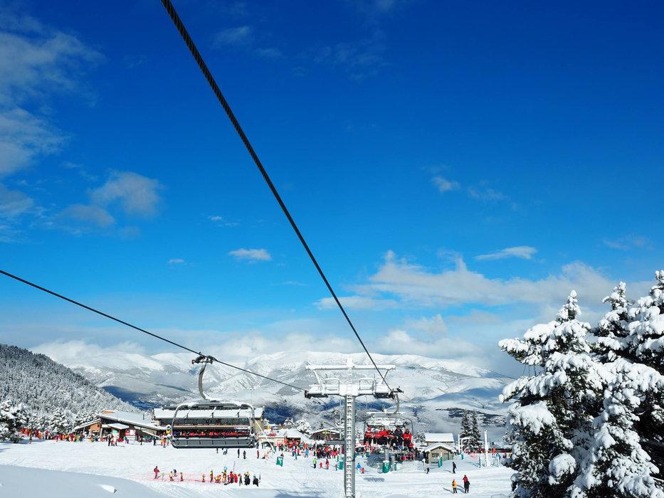 Station de ski de Masella - © Station de ski de Masella
