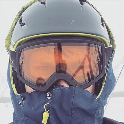 Grand Tourmalet (La Mongie / Barèges) - Encore un week-end parfait malgré les chutes de neige de samedi... Une qualité digne d'une mi-février et un staff à la hauteur  - © iPhone