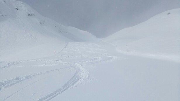 Les 7 Laux - De la neige fra - © Julien C.