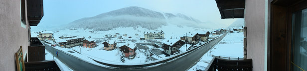 Livigno - Still snowing in Livigno since yesterday!!!