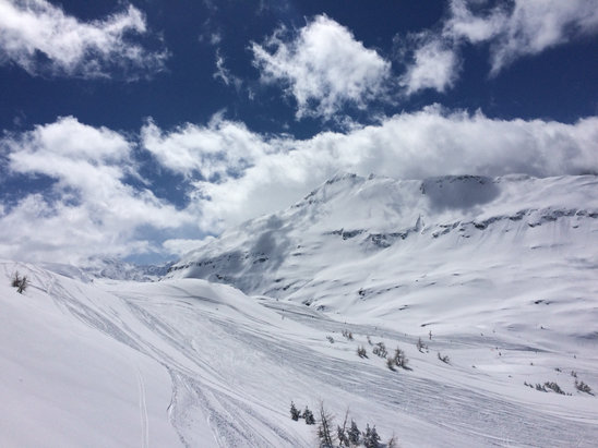 Val Cenis - Val Cenis in April - amazing upper elevation  - © Stan