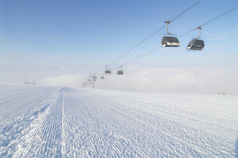 Eindrücke aus dem Skigebiet Gerlitzen - © Region Villach Tourismus GmbH