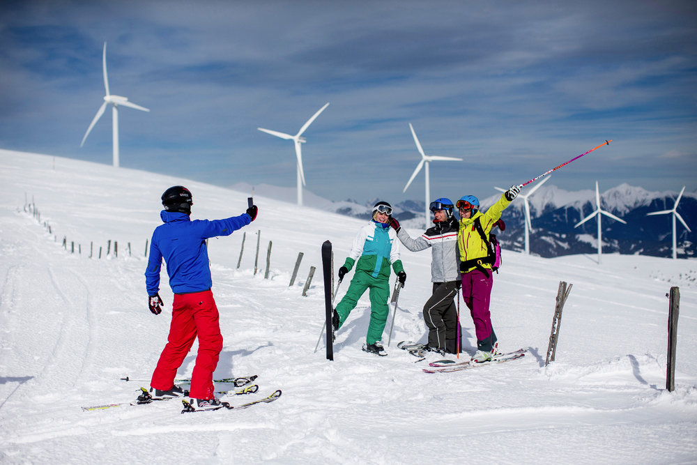 Skigebiet Lachtal - ©  Ikarus   Tom Lamm