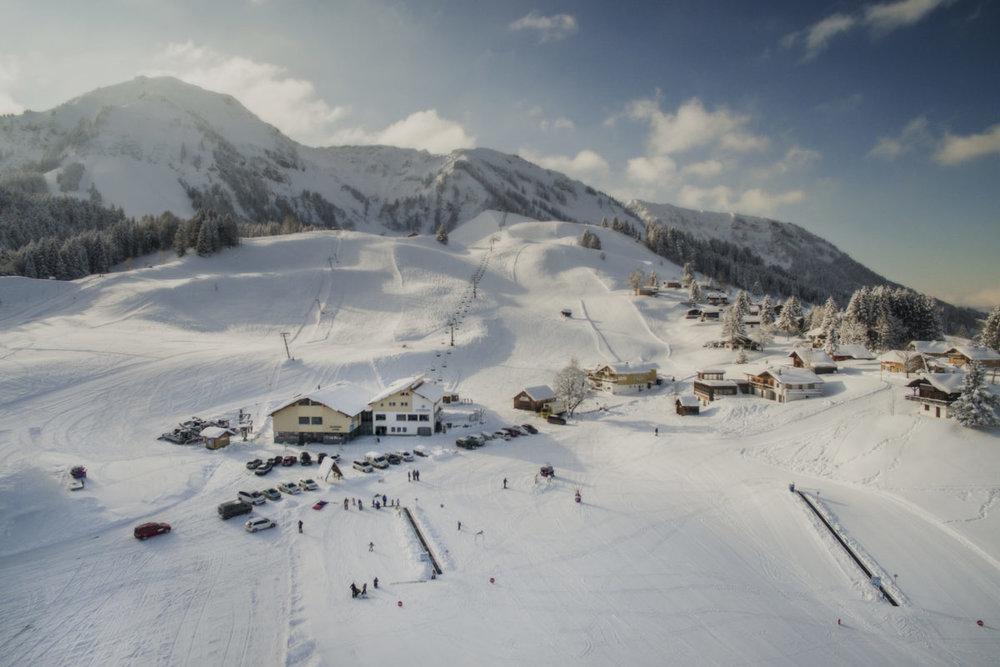 Skigebiet Schetteregg - © https://www.schetteregg.at