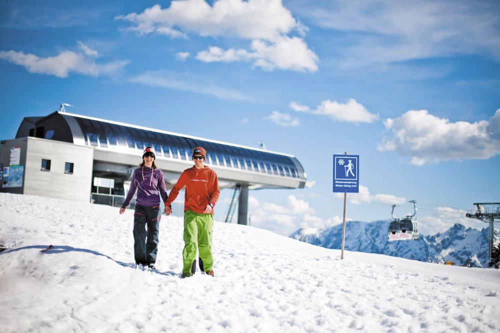 Wanderer auf der Tauplitz - © https://www.dietauplitz.com