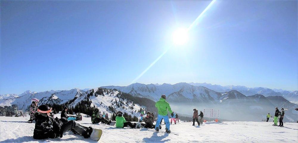 Skigebiet Laterns Gapfohl - © Seilbahnen Laterns GesmbH