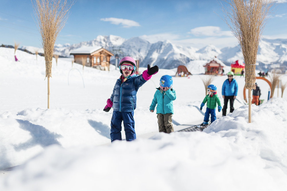 Spaß für Kinder: Hexenland Belalp - © Blatten-Belalp Tourismus