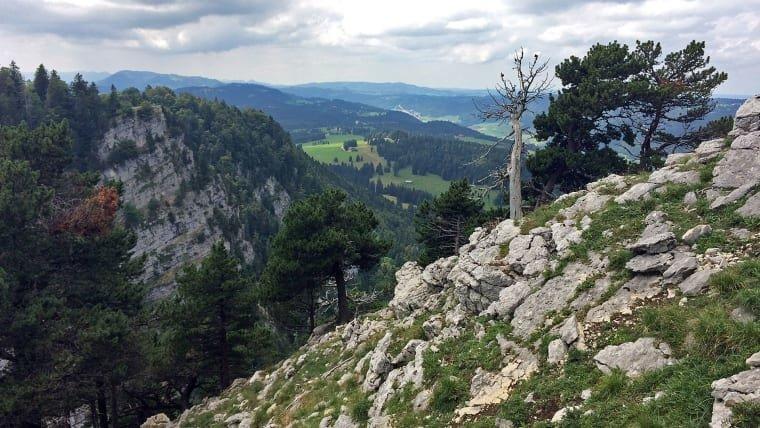 Combe Grède - ©BE Tourismus AG