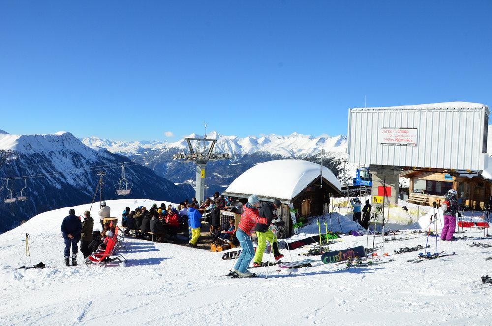 Skigebiet Bergün Filisur Bravuogn - © Bergün Filisur Tourismus