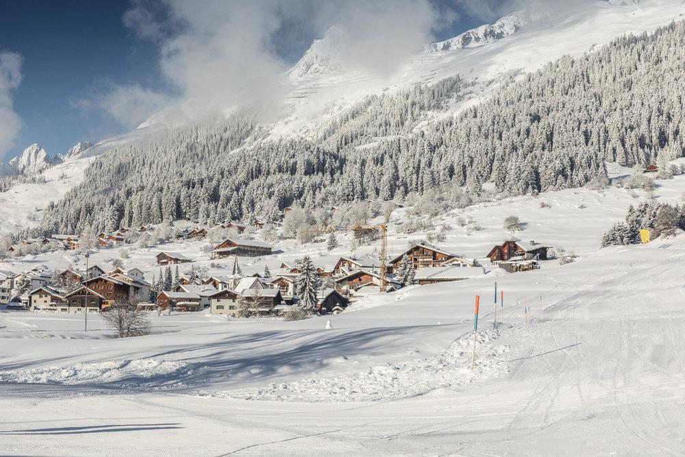 Im Tal - © Surselva Tourismus AG
