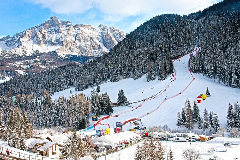 Alta Badia, Ski World Cup - © Ph Freddy Planinschek