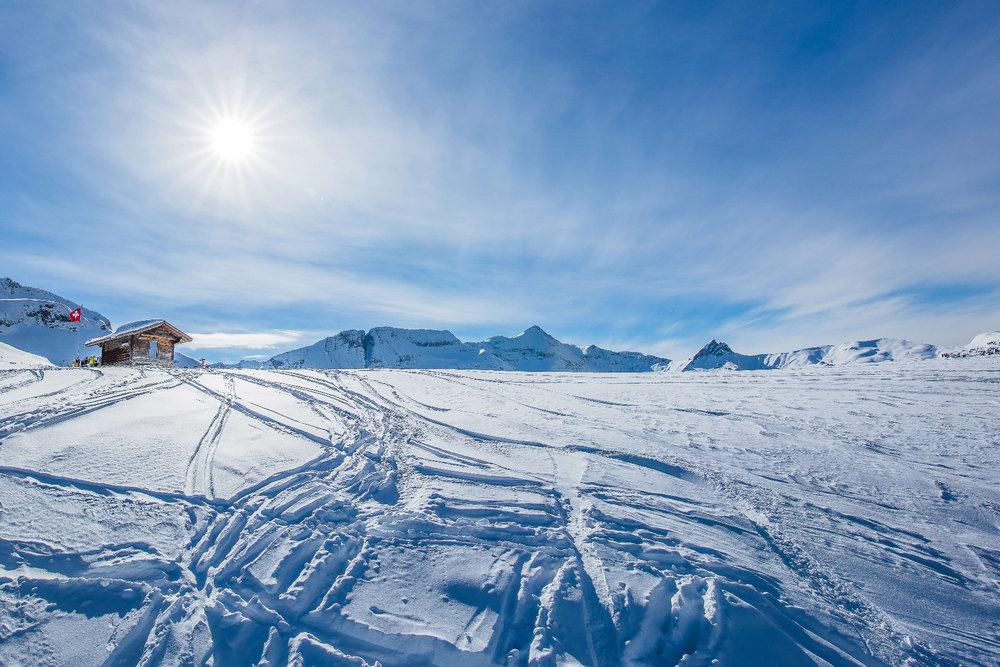 Skigebiet Brienz - Axalp - © Sportbahnen Axalp Windegg AG