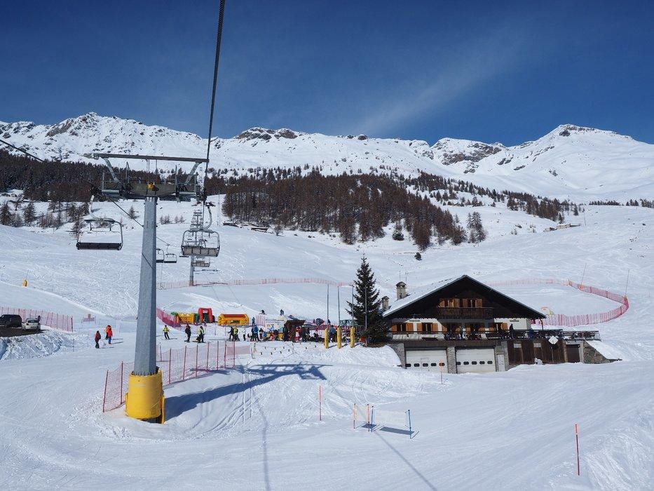 Antagnod - © Archivio Fotografico Monterosa Ski