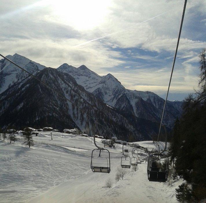Brusson - Monterosa Ski - © Archivio Fotografico Monterosa Ski