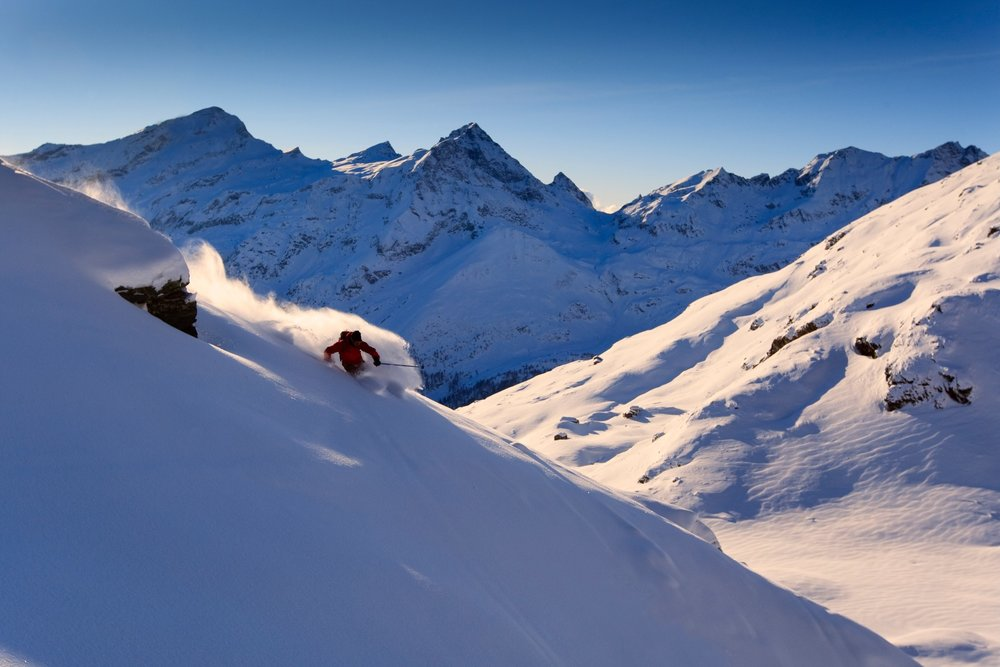 Gressoney La Trinité - Monterosa Ski - © Archivio Fotografico Monterosa Ski