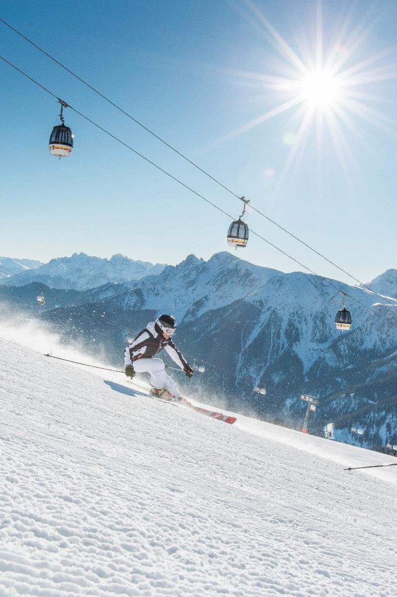 Skigebiet Kronplatz - © IDM Südtirol/Harald Wisthaler