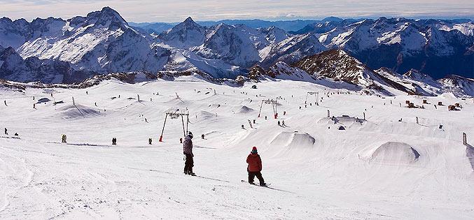 Les 2 Alpes - © Les 2 Alpes Tourisme