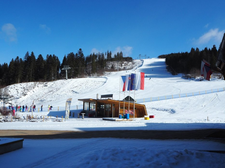 Meander Skipark Oravice - © Meander Skipark Oravice