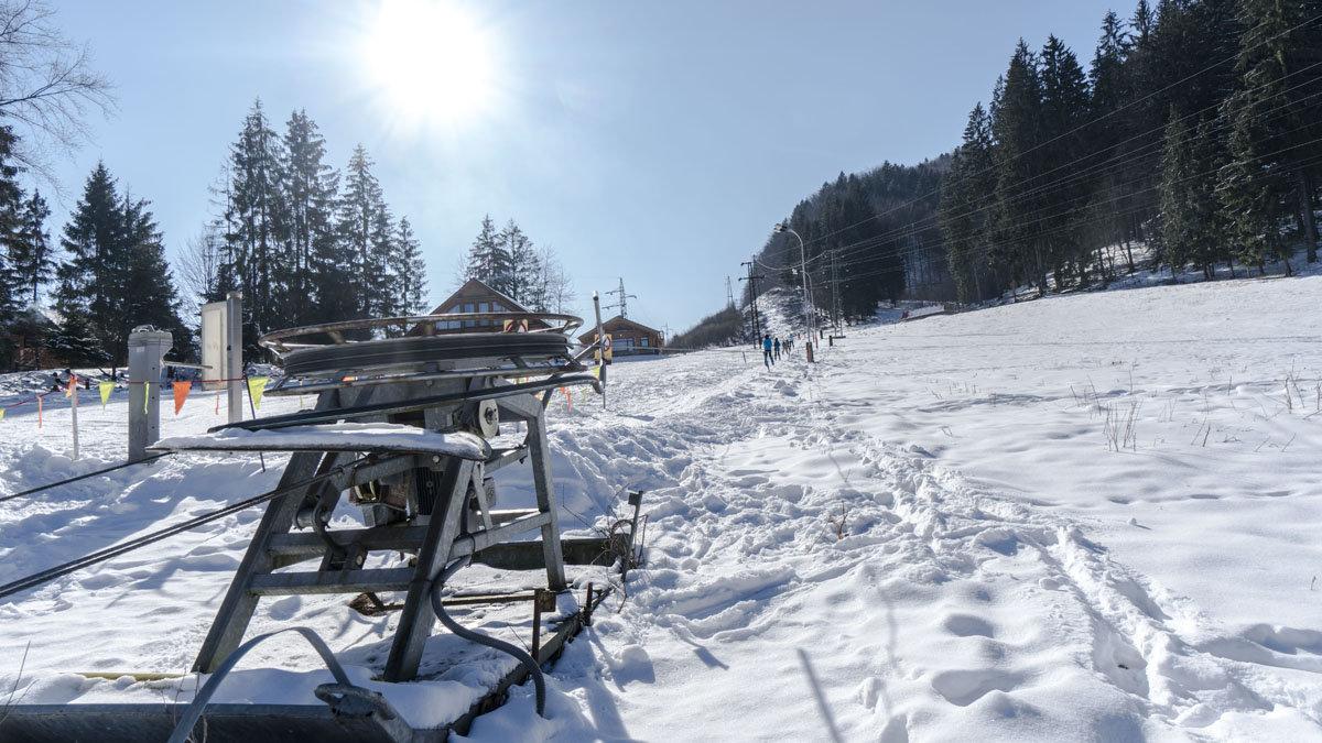 Skipark Racibor – Oravský Podzámok - © Skipark Racibor – Oravský Podzámok