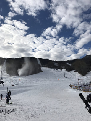 Sunday River - Great conditions on 11/19/18.