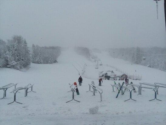 Stratton Mountain - great day for november - © matt