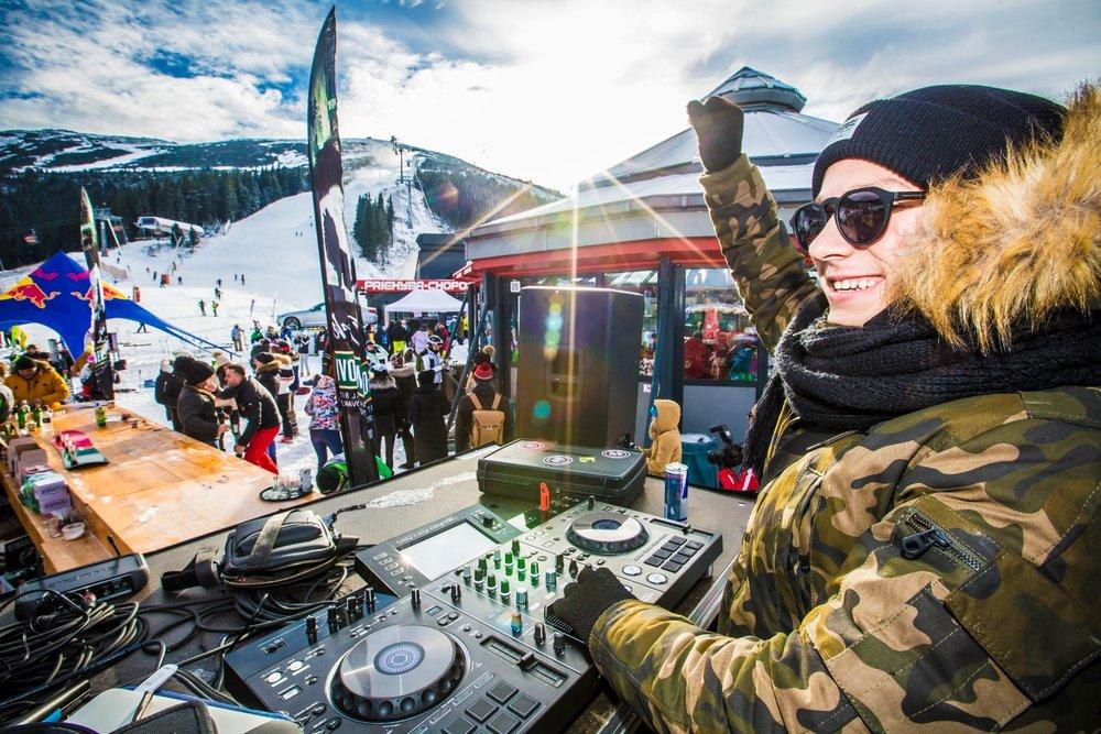 Prvý lyžiarsky víkend v Jasnej - © TMR, a.s.