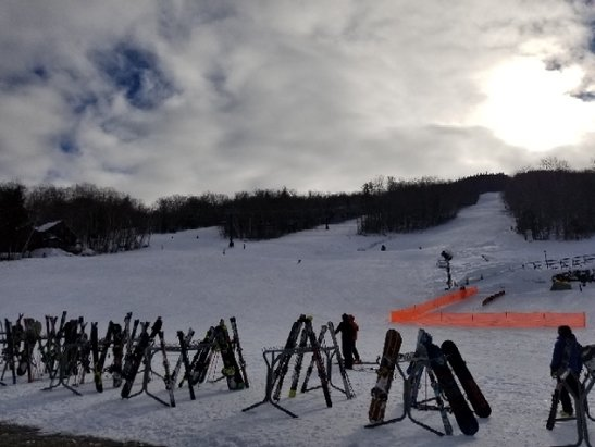 Loon Mountain - great early season snow this weekend - © anonymous