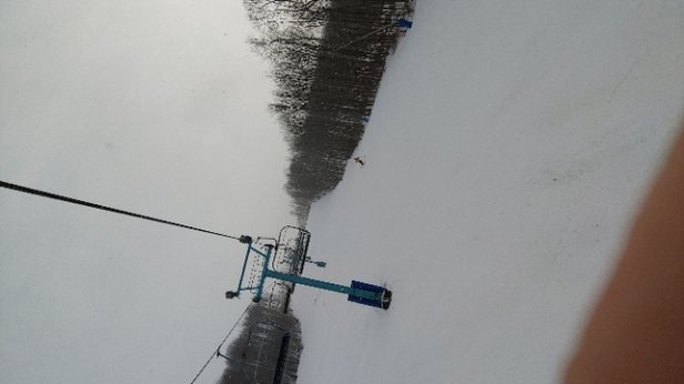 Holiday Valley - big blizzard moving in as I left. lots of fresh snow - © anonymous