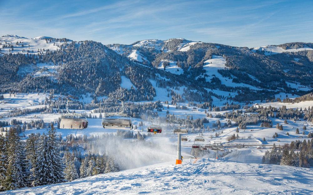 Saisonstart in Oberjoch - ©  Bergbahnen Hindelang-Oberjoch