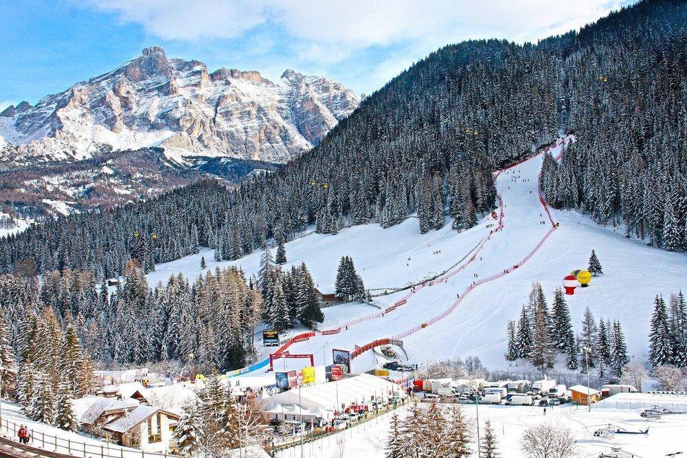Alta Badia, Ski World Cup - © Ph Freddy Planinschek