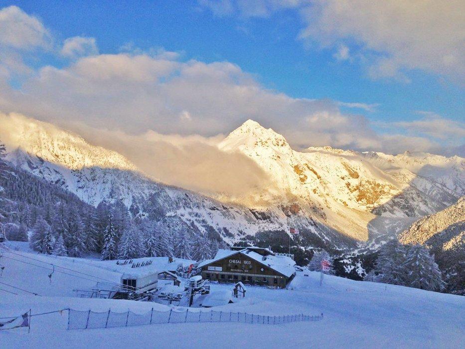 Bardonecchia Ski - 5 Aprile 2018 - © Bardonecchia Ski Facebook