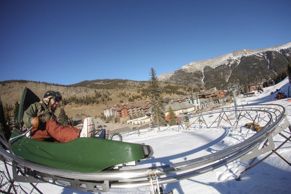 ski resort mountain coasters complete north american list. Black Bedroom Furniture Sets. Home Design Ideas