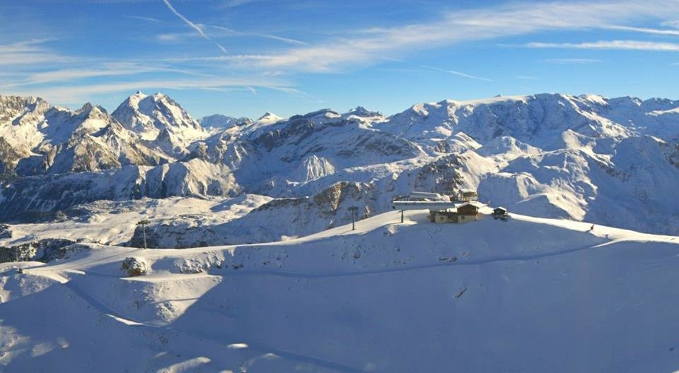 Courchevel 24.11.18 - © Courchevel/Facebook