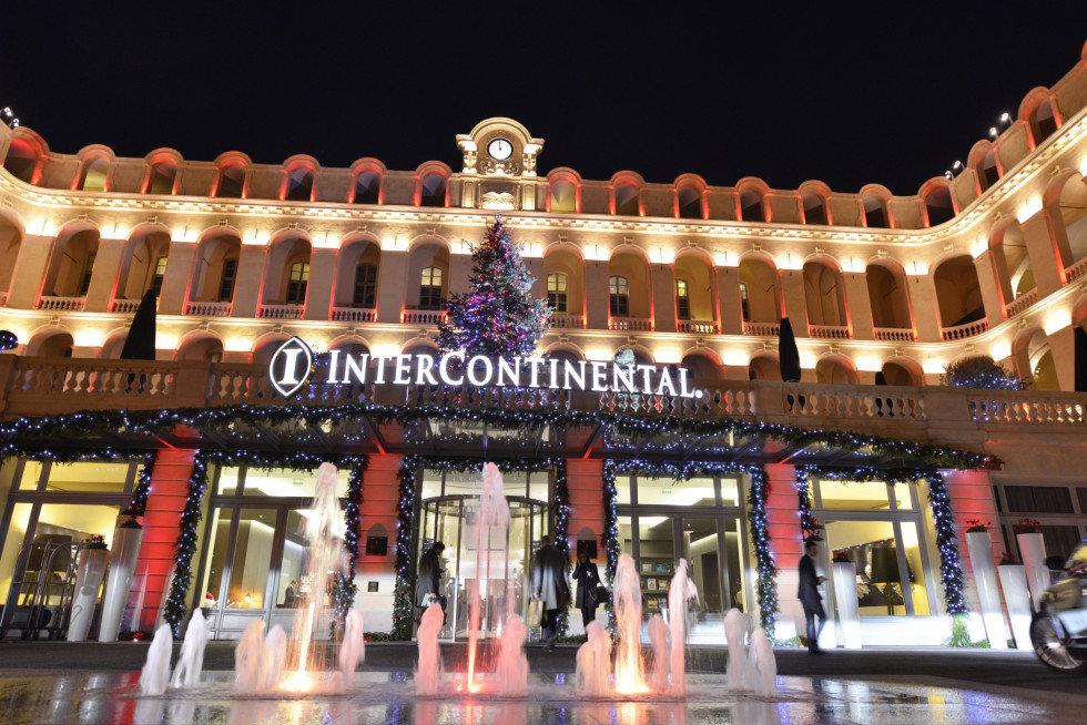 La station des Orres sera omniprésente durant les prochains mois à Intercontinental - Hôtel Dieu de Marseille - © Intercontinental - Hôtel Dieu de Marseille