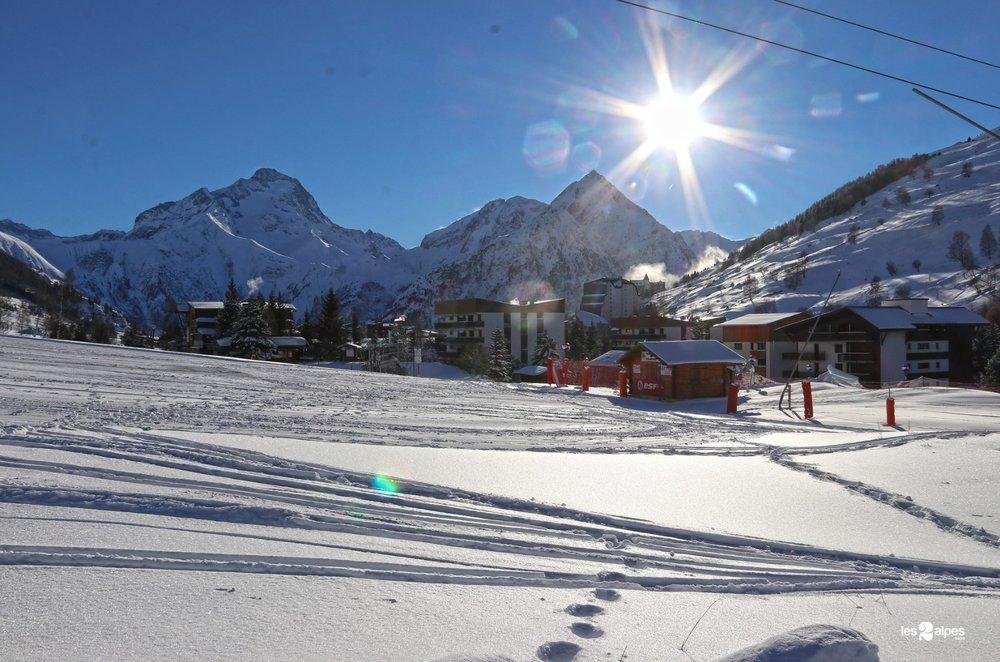 Les 2 Alpes Dec. 11, 2018 - © Les 2 Alpes/Facebook