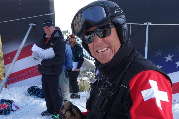 Mike Davis, Sun Valley Resort's new ski patrol director. - © Kelli Lusk, Sun Valley Resort
