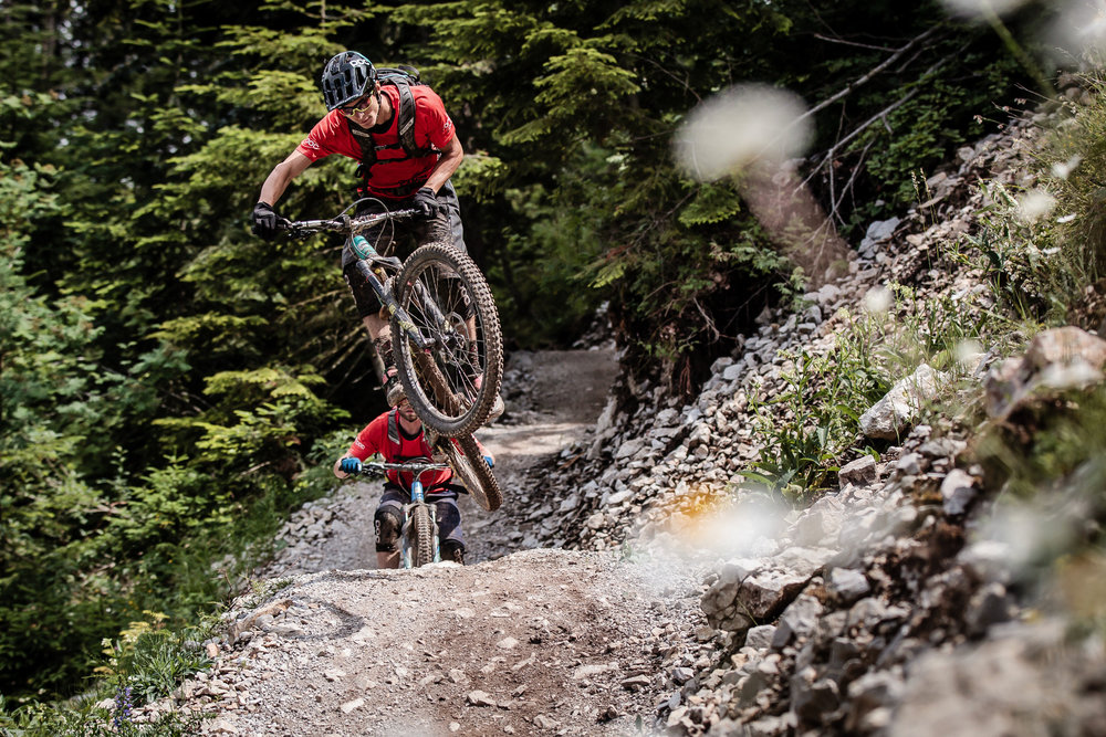 Mountainbiken in Paganella - © http://www.dolomitipaganellabike.com