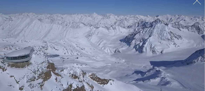 Pitztaler glacier - © FB Pitztal - Tirol