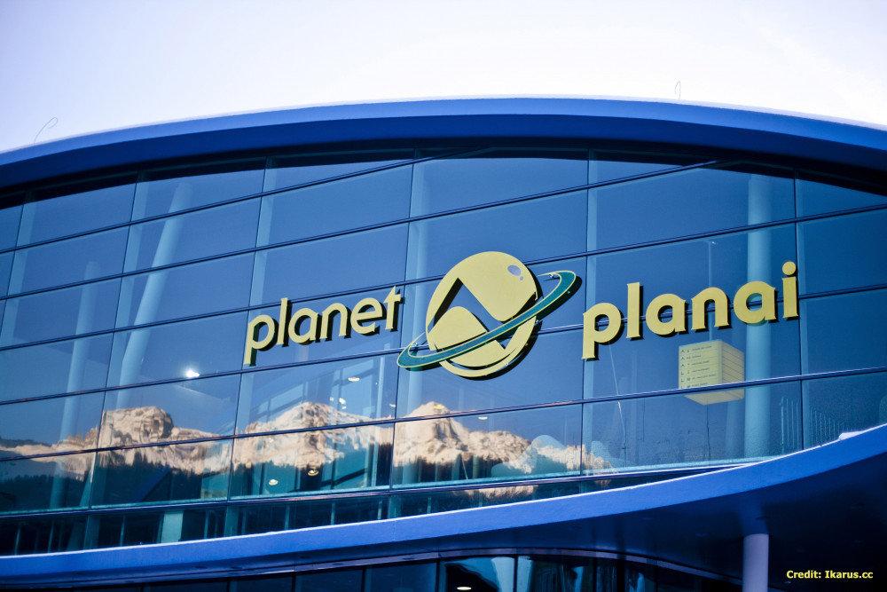 Planet Planai - © Ikarus.cc