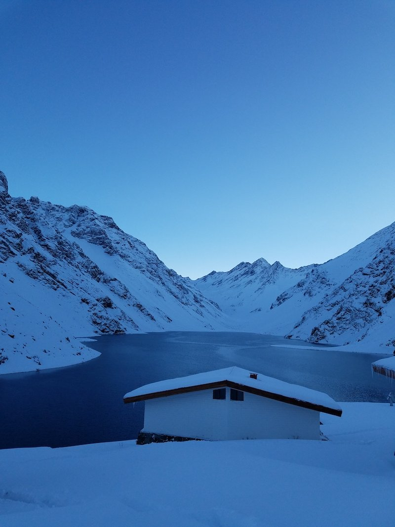 Winter vibes at Portillo. - © Ski Portillo