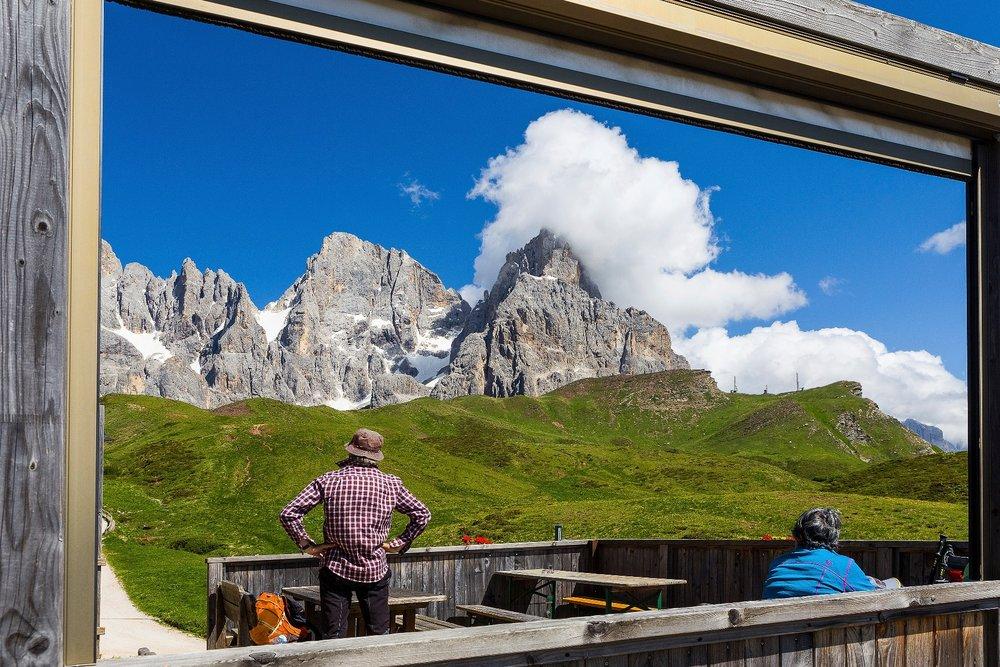 Rifugio Capanna Cervino, San Martino di Castrozza - Trentino - © © Trentino -  T. Forin