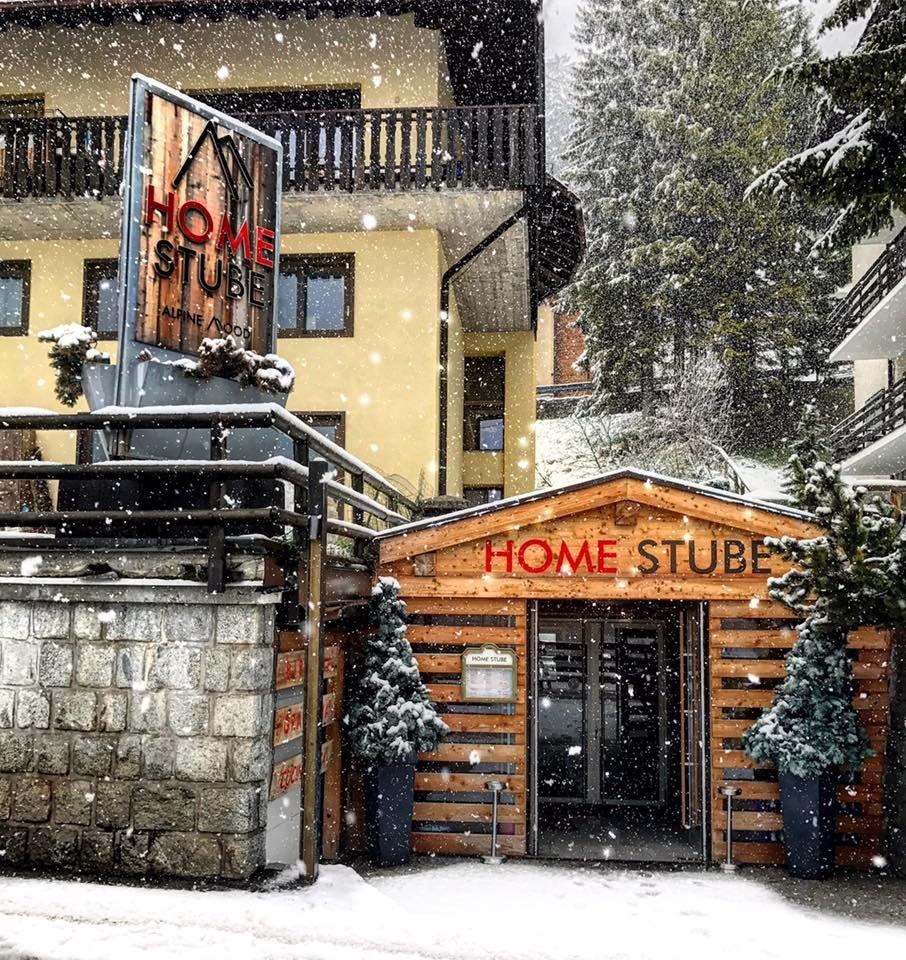 Home Stube Alpine Mood, Skiareál Madonna di Campiglio Dolomiti di Brenta  - © Trentino - Home Stube Alpine Mood