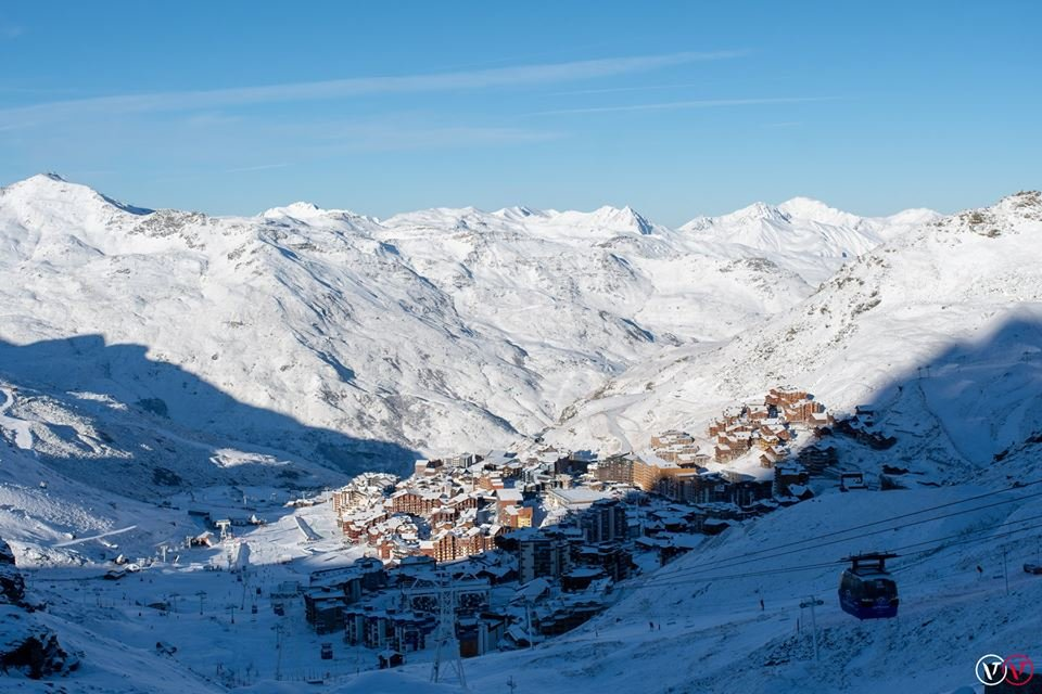 Val Thorens kicks off the ski season today 24.11.18 - © Val Thorens/Facebook